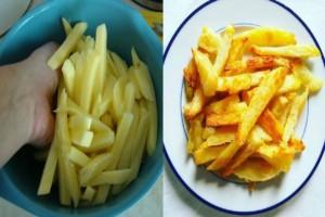 Το μυστικό για πατάτες φούρνου σαν τηγανιτές, χωρίς περιττά λάδια που γίνονται πιο τραγανές και πεντανόστιμες