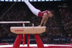 Ο 22χρονος πρωταθλητής γυμναστικής Τιερί Πελερίν κατηγορείται για παιδεραστία