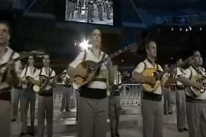 Το ζεϊμπέκικο των Ολυμπιακών Αγώνων της Αθήνας που ξεσήκωσε όλο τον κόσμο- Προκαλεί μόνο συγκίνηση