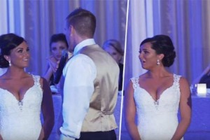 """Γαμπρός λέει στη νύφη """"πλέον είμαστε  μια 3μελής οικογένεια"""" - Εκείνει γυρνάει το κεφάλι και βλέπει... - Σοκ"""