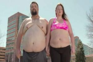 Λίγο πριν το γάμο τους αποφάσισαν να χάσουν 100 κιλά - Αυτό που έγινε στη συνέχεια δε θα το πιστεύετε