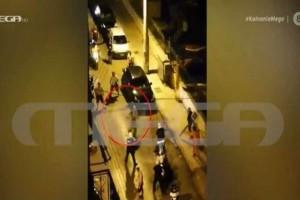 Βίντεο-ντοκουμέντο από την επίθεση με τσεκούρι στην Καλλιθέα