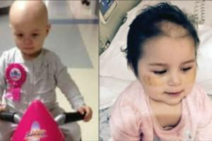 Αυτή η 4χρονη νίκησε τον καρκίνο - Είχε λίγες εβδομάδες ζωής όταν συνέβη το απίστευτο
