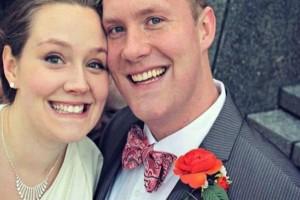 Αυτό το ζευγάρι έβγαλε μια φωτογραφία μετά το γάμο - Όταν είδαν το αποτέλεσμα παρατήρησαν ότι...