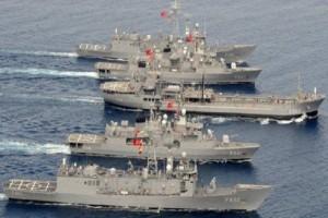 Ακραία πρόκληση στο Αιγαίο: «Φύγετε από την τουρκική ΑΟΖ»