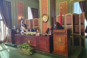 Συμφωνία Ελλάδας-Αιγύπτου: Έπεσαν οι υπογραφές για την ΑΟΖ - Αυτός είναι ο χάρτης της συμφωνίας