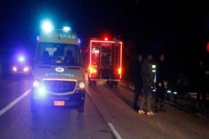 Τραγωδία στην Αλεξανδρούπολη: 10 νεκροί σε τροχαίο στην Εγνατία Οδό