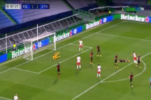 Champions League: Στα ημιτελικά οι «ταύροι» - Συνεχίζεται το όνειρο της Λειψίας (Video)