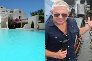 Σαντορίνη: Ο Τάσος Δούσης προτείνει δύο ξενοδοχεία με λιγότερο από 60 ευρώ την ημέρα