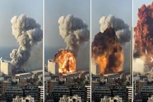 Νεκρή Ελληνίδα από τη φονική έκρηξη στη Βηρυτό (Video)