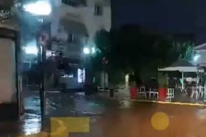 Κακοκαιρία στην Εύβοια: Πλημμυρισμένα σπίτια και εγκλωβισμένοι - Πληροφορίες για 2 νεκρούς