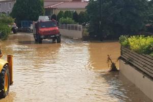 Κακοκαιρία στην Εύβοια: Ακόμη ένας νεκρός από τις φονικές πλημμύρες