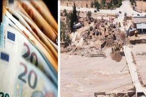 Πλημμύρες στην Εύβοια: Σήμερα το επίδομα των 600 ευρώ στους πληγέντες - Ποιοι θα πάρουν παραπάνω χρήματα