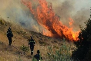 Πρωινός συναγερμός: Φωτιά στην Κέα