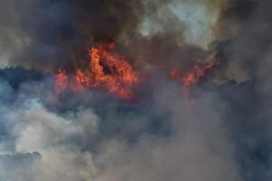 Φωτιά στις Σέρρες