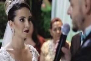 Διέκοψε τον γάμο και παραδέχτηκε την αγάπη του για μία άλλη - Οι αντιδράσεις της νύφης και των καλεσμένων... (Video)