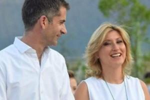 Παραμυθένιο: Δείτε για πρώτη φορά το σπίτι που έγινε ο γάμος της Σίας Κοσιώνη και του Κώστα Μπακογιάννη