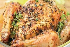 Κοτόπουλο στον φούρνο... σαν σούβλας - Το φοβερό μυστικό με το κουτάκι μπύρας