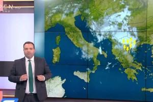 «Σήμερα περιμένουμε έντονη καιρική αστάθεια» - «Καμπανάκι» του Κλέαρχου Μαρουσάκη για την εξέλιξη του καιρού (Video)