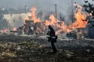 Τραγωδία στο Μάτι: Καμία άσκηση δίωξης για κακούργημα στους κατηγορούμενους