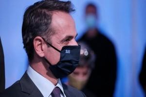 Κορωνοϊός: Διάγγελμα Μητσοτάκη για την πανδημία
