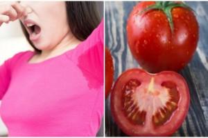 Μυρίζουν οι μασχάλες σας; Φταίνε οι ντομάτες γιατί...