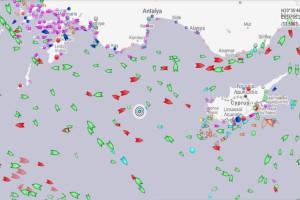 Συναγερμός στο Αιγαίο: Στροφή 180 μοιρών του Oruc Reis και επαναφορά στην ελληνική υφαλοκρηπίδα