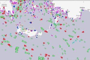 Συναγερμός στο Αιγαίο: Απομακρύνεται κι άλλο το Oruc Reis - Αυτή είναι η νέα τοποθεσία του