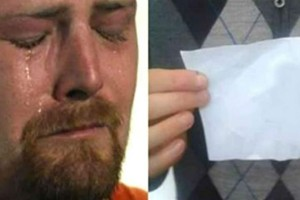 42χρονος πατέρας όταν μπήκε στο σπίτι του είδε τα πάντα καθαρά και το κρεβάτι στρωμένο - Δευτερόλεπτα αργότερα, βρήκε αυτό το σημείωμα...