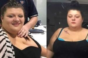 27χρονη έχασε 95 κιλά και έγινε... μοντέλο - Αυτά τα τρόφιμα τρώει πλέον