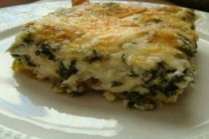 Η τυρόπιτα αλλιώς: Φτιάξτε πίτα με σπανάκι και τυρί