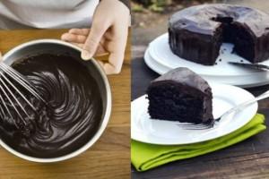 Σοκολατόπιτα της τεμπέλας: Πεντανόστιμο γλυκό ψυγείου χωρίς βούτυρο και αυγά