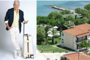Ζάκυνθος: Ο Τάσος Δούσης προτείνει ένα ξενοδοχείο χτισμένο σε μια απίστευτη τοποθεσία