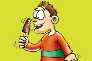 Ο Τοτός πάει σε ένα ζαχαροπλαστείο και ρωτάει αν έχουν παγωτό βατόμουρο - Το ανέκδοτο της ημέρας (02/08)