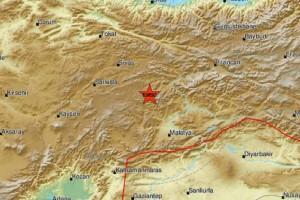 Σεισμός 3,8 Ρίχτερ στην Τουρκία