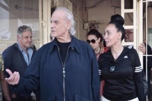 Εσπευσμένα και πάλι στο νοσοκομείο ο Άκης Τσοχατζόπουλος