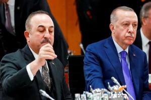 «Αν συνεχίσετε να παρενοχλείτε το Oruc Reis...» - Τραβάνε... το σχοινί Ερντογάν και Τσαβούσογλου