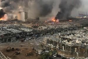Εκρήξεις στη Βηρυτό: Θρίλερ με το πλοίο που μετέφερε τη νιτρική αμμωνία - Η «σχέση» με Κύπρο και Τουρκία