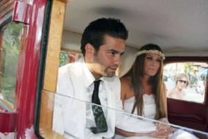 Χρηστίδου - Μαραντίνης: 15 σεκιούριτι περιφρουρούσαν στο γάμο τους - Όλες οι άγνωστες λεπτομέρειες