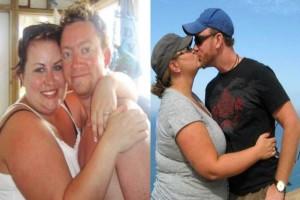 Υπέρβαρο ζευγάρι χάνει 62 κιλά στις διακοπές του - Βρήκαν έναν απίθανο τρόπο για να μην ξαναπαχύνουν ποτέ