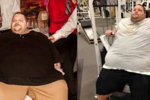 Πριν από 700 μέρες ζύγιζε 320 κιλά - Σήμερα η «μεταμόρφωσή» του είναι απίστευτη (Video)
