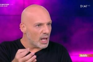 """""""Είναι gay..."""": """"Έξαλλος"""" ο Νίκος Μουτσινάς - Το δυνατό του μήνυμα"""