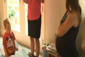 """Αυτή η έγκυος είδε ένα φίδι να δαγκώνει το γιο της - Αυτό που έκανε θα κάνει το αίμα σας να """"παγώσει"""""""
