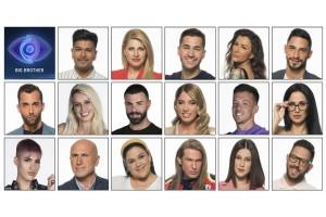 Big Brother ψηφοφορία: Ποιος θέλετε να είναι ο μεγάλος νικητής των 100.000 ευρώ!