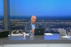 """Ανακοίνωσε τα άσχημα νέα ο Γιώργος Παπαδάκης - """"Δύο από εμάς πρέπει να..."""""""