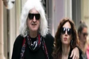 Νίκος Καρβέλας: Ξανά ερωτευμένος! Στην αγκαλιά της νέας του συντρόφου