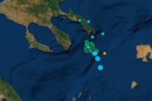 Νέος σεισμός στην περιοχή του Αγίου Όρους