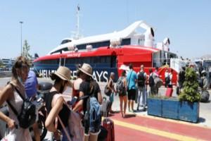 Απεργία στο λιμάνι του Πειραιά την Πέμπτη!
