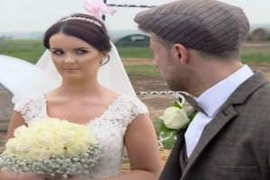 """Αυτή η νύφη θύμωσε με την """"έκπληξη"""" που της έκανε ο γαμπρός την ημέρα του γάμου - Δεν πάει ο νους σας"""