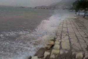 """Κακοκαιρία """"Ιανός"""": Αλώβητη η Κρήτη - Δεν υπάρχουν υλικές ζημιές"""